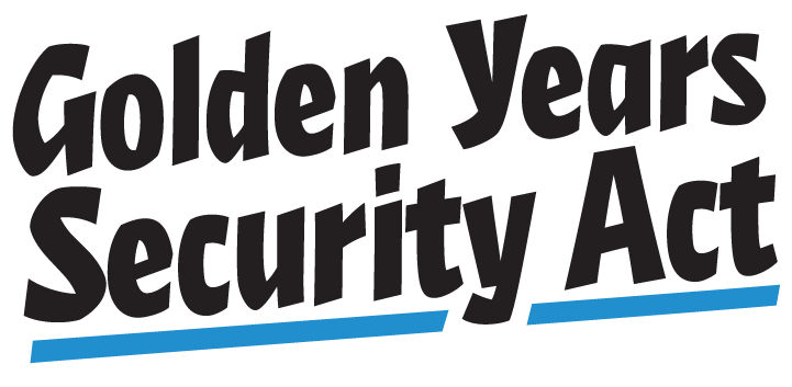 Golden Years Security Act
